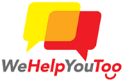 We Help You Too Logo